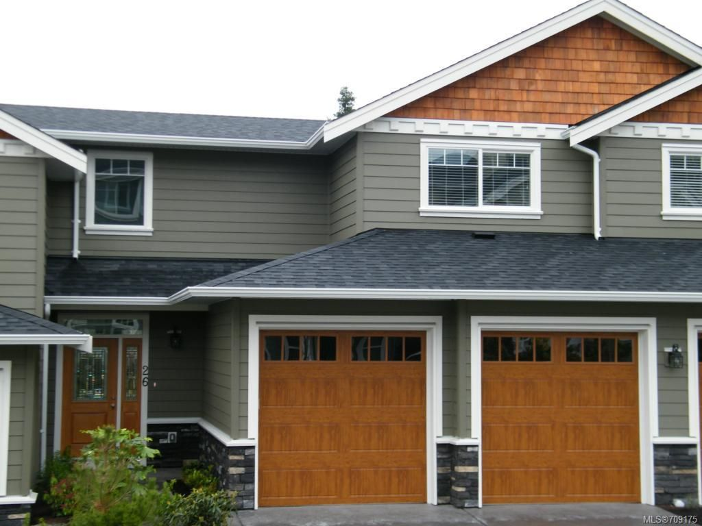 Main Photo: 26 6995 Nordin Rd in Sooke: Sk Whiffin Spit Row/Townhouse for sale : MLS®# 709175