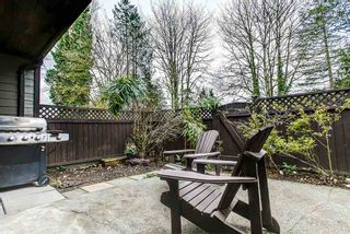 "Photo 17: 5 20939 CAMWOOD Avenue in Maple Ridge: Southwest Maple Ridge Townhouse for sale in ""CAMWOOD GARDENS"" : MLS®# R2157397"