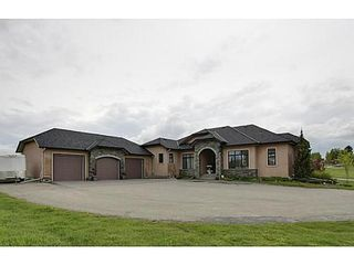 Photo 2: 238 CHURCH RANCHES Way in Rural Rockyview County: Bungalow for sale : MLS®# C3571957