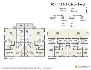 Photo 20: 6943 6941 AUBREY STREET in Burnaby: Sperling-Duthie Multifamily for sale (Burnaby North)  : MLS®# R2063510