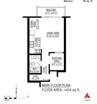 """Photo 1: 204 334 E 5TH Avenue in Vancouver: Mount Pleasant VE Condo for sale in """"VIEW POINTE"""" (Vancouver East)  : MLS®# R2512389"""