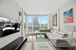 """Photo 9: 1207 271 FRANCIS Way in New Westminster: Fraserview NW Condo for sale in """"PARKSIDE TOWER"""" : MLS®# R2507810"""