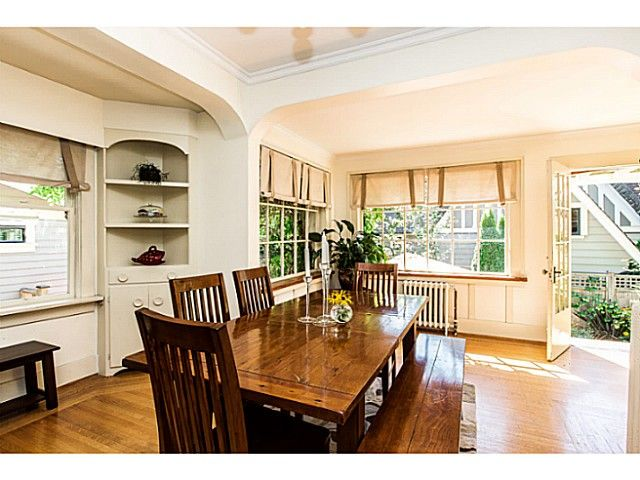 """Photo 11: Photos: 402 SIXTH Avenue in New Westminster: Queens Park House for sale in """"QUEEN'S PARK"""" : MLS®# V1083749"""