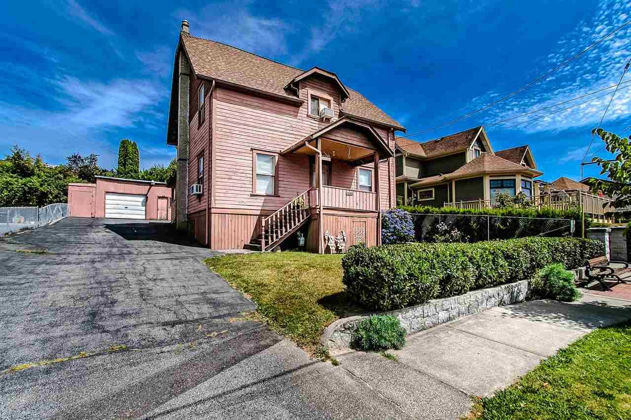 Main Photo: 1303 LAVAL Square in Coquitlam: Maillardville House for sale : MLS®# R2528835