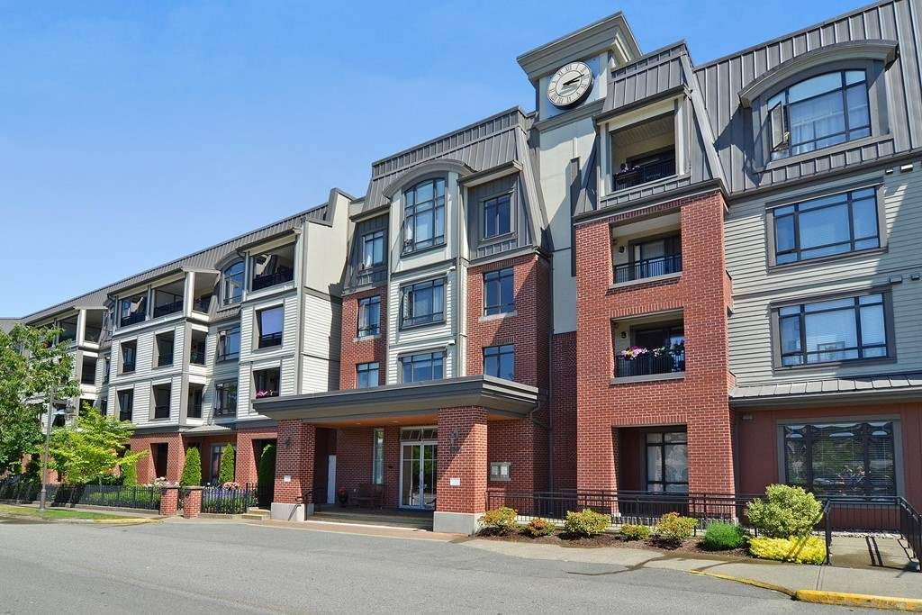 """Main Photo: 309 8880 202 Street in Langley: Walnut Grove Condo for sale in """"The Residence"""" : MLS®# R2247725"""
