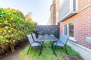 "Photo 15: 103 2239 W 1ST Avenue in Vancouver: Kitsilano Condo for sale in ""Ocean Gardens"" (Vancouver West)  : MLS®# R2567222"