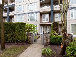 """Photo 3: 105 3600 WINDCREST Drive in North Vancouver: Roche Point Townhouse for sale in """"WINDSONG"""" : MLS®# V932458"""