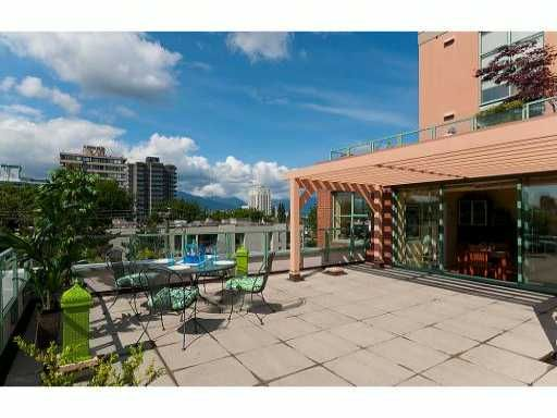 """Main Photo: 505 518 W 14TH Avenue in Vancouver: Fairview VW Condo for sale in """"PACIFICA"""" (Vancouver West)  : MLS®# V956296"""