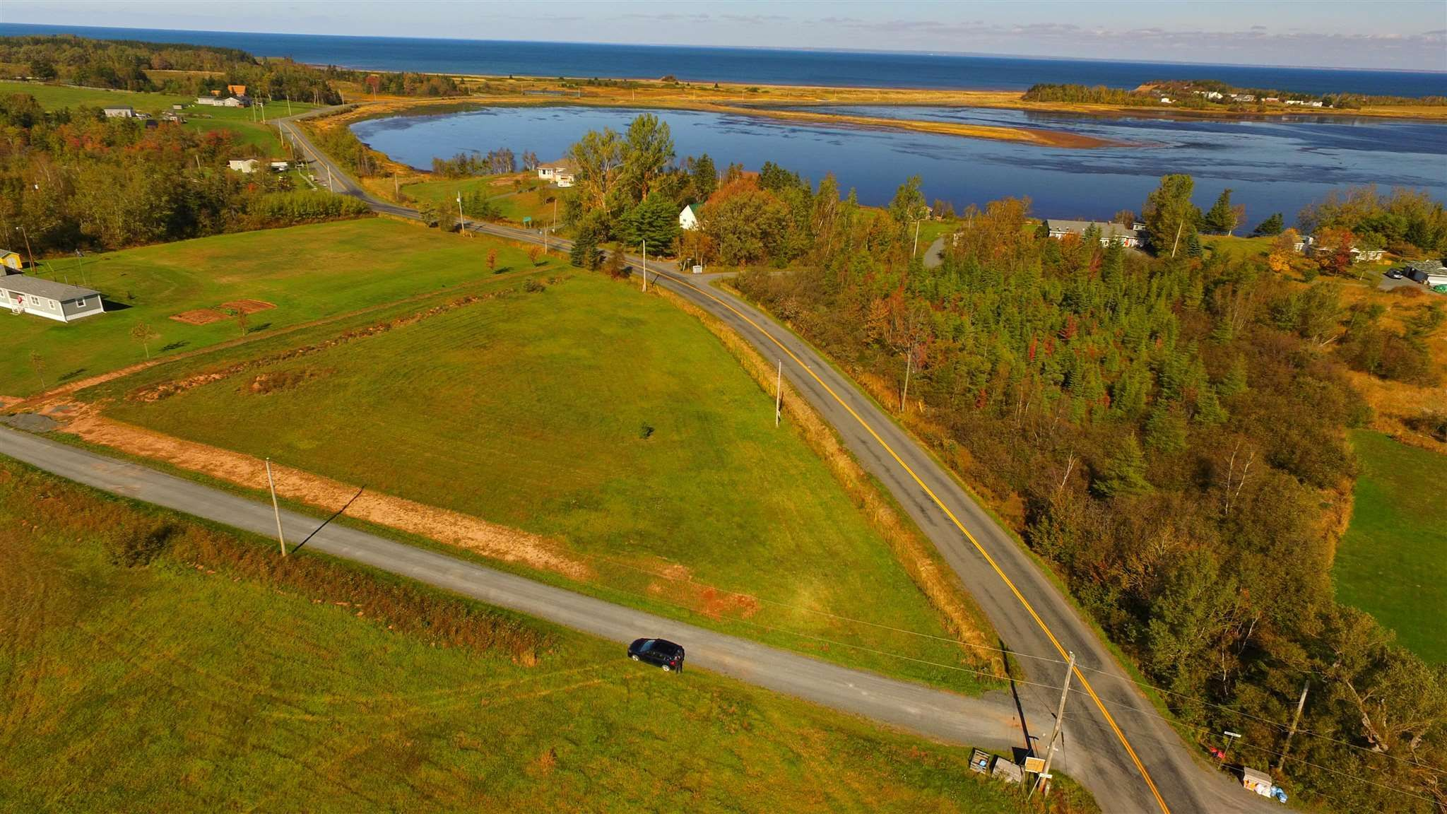 Main Photo: Lot 18-1 Shore Road in Waterside: 108-Rural Pictou County Vacant Land for sale (Northern Region)  : MLS®# 202114846