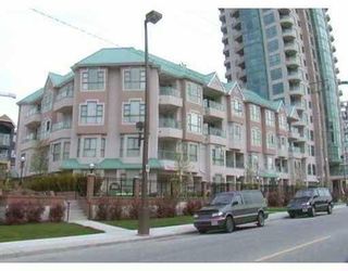 """Photo 1: 301W 3061 GLEN Drive in Coquitlam: North Coquitlam Condo for sale in """"PARC LAURENT"""" : MLS®# V670865"""