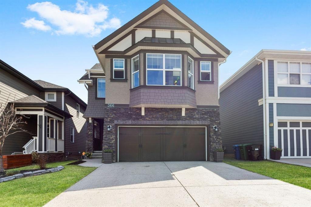 Main Photo: 366 MAHOGANY Terrace SE in Calgary: Mahogany Detached for sale : MLS®# A1103773