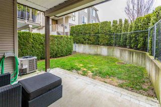 """Photo 20: 27 46778 HUDSON Road in Chilliwack: Promontory Townhouse for sale in """"Cobblestone Terrace"""" (Sardis)  : MLS®# R2442691"""