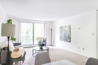 """Photo 3: 213 3921 CARRIGAN Court in Burnaby: Government Road Condo for sale in """"LOUGHEED ESTATES"""" (Burnaby North)  : MLS®# R2619232"""