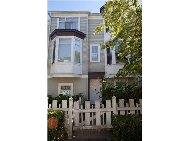 Main Photo: 2 6331 NO 1 ROAD in : Terra Nova Townhouse for sale : MLS®# V1130914