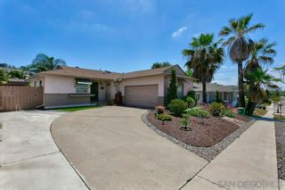 Photo 1: SAN DIEGO House for sale : 3 bedrooms : 7125 Galewood St