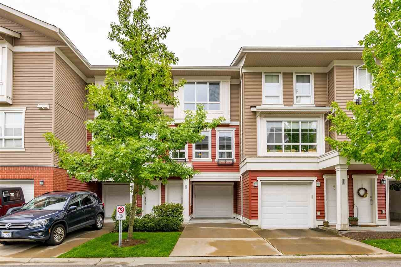 "Main Photo: 27 19505 68A Avenue in Surrey: Clayton Townhouse for sale in ""The Rise"" (Cloverdale)  : MLS®# R2456846"
