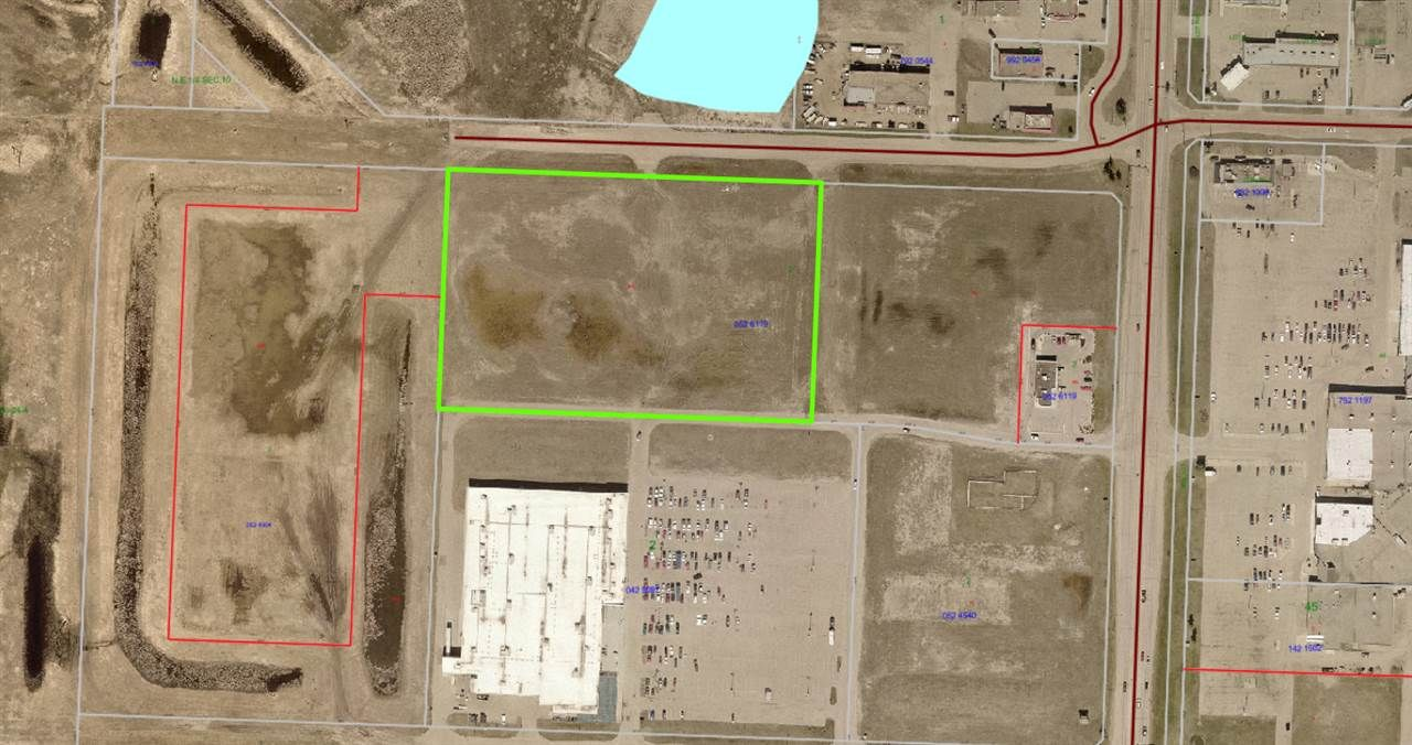 Photo 1: Photos: 3600 56 Street: Wetaskiwin Land Commercial for sale : MLS®# E4173663