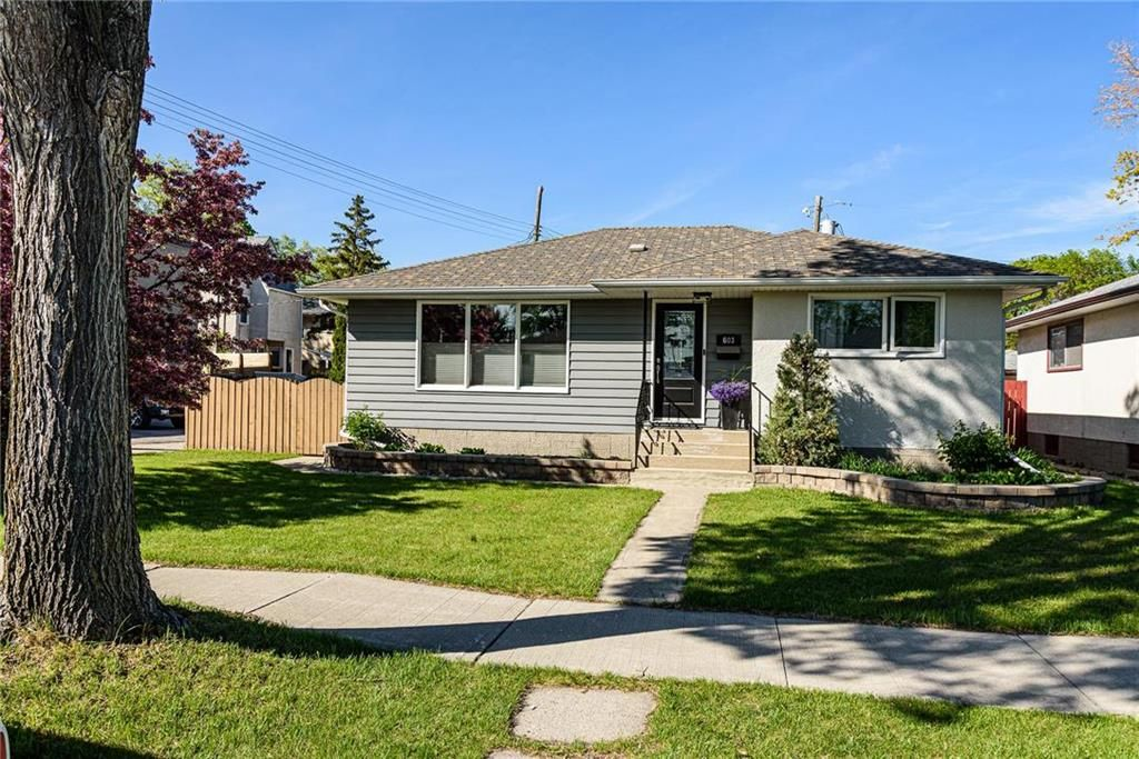 Photo 3: Photos: 603 Fleming Avenue in Winnipeg: Residential for sale (3B)  : MLS®# 202113289
