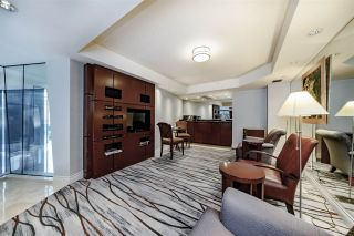Photo 16: 507 1383 MARINASIDE Crescent in Vancouver: Yaletown Condo for sale (Vancouver West)  : MLS®# R2365345