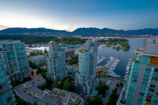"""Photo 34: 2701 1499 W PENDER Street in Vancouver: Coal Harbour Condo for sale in """"WEST PENDER PLACE"""" (Vancouver West)  : MLS®# R2614802"""