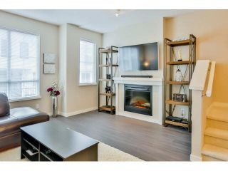 Photo 3: #11 14888 62 ave in Surrey: Sullivan Station Townhouse for sale : MLS®# F1444009