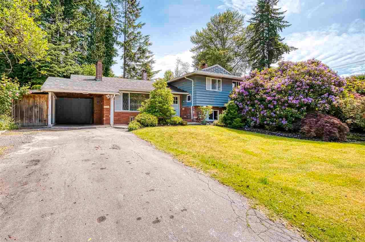 Main Photo: 4486 LIONS Avenue in North Vancouver: Canyon Heights NV House for sale : MLS®# R2591292