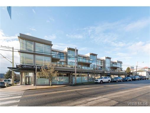 Main Photo: 206 1831 Oak Bay Ave in VICTORIA: Vi Fairfield East Condo for sale (Victoria)  : MLS®# 752253