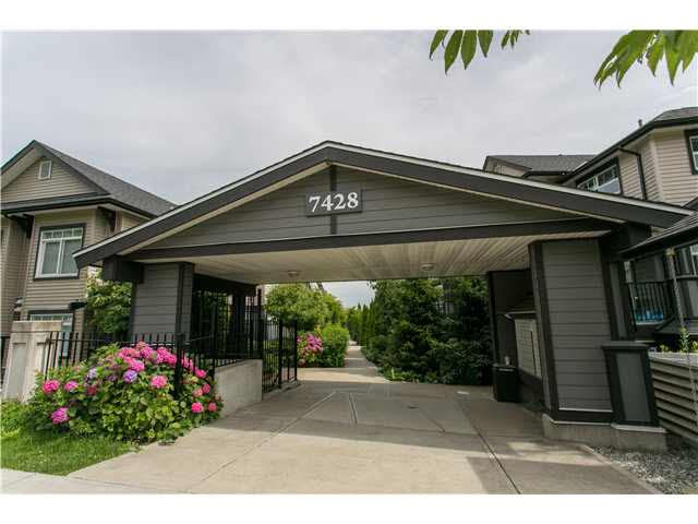 FEATURED LISTING: 8 - 7428 14TH Avenue Burnaby