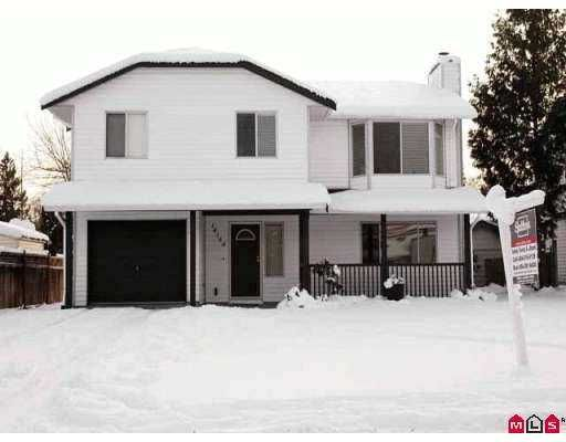 """Main Photo: 14166 66A Ave in Surrey: East Newton House for sale in """"East Newton"""" : MLS®# F2700280"""