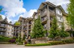 """Main Photo: 409 2958 WHISPER Way in Coquitlam: Westwood Plateau Condo for sale in """"SUMMERLIN"""" : MLS®# R2575108"""
