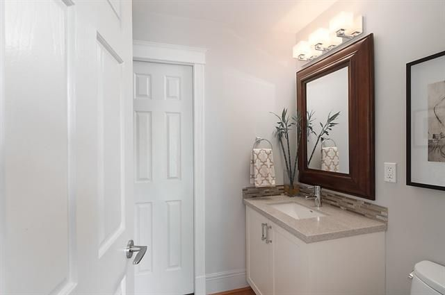 Photo 11: Photos: 2267 W 13TH AV in VANCOUVER: Kitsilano 1/2 Duplex for sale (Vancouver West)  : MLS®# R2089401