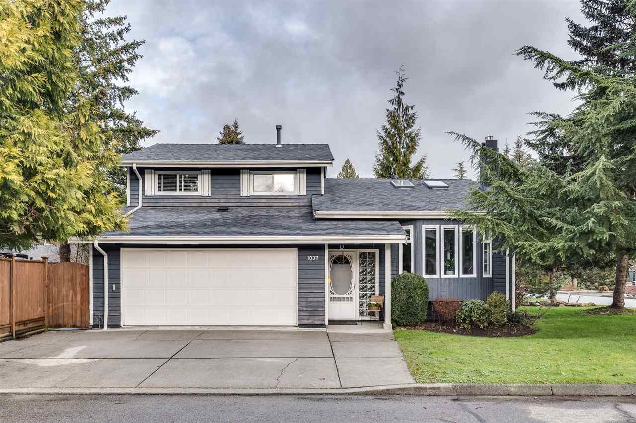 "Main Photo: 1037 LOMBARDY Drive in Port Coquitlam: Lincoln Park PQ House for sale in ""LINCOLN PARK"" : MLS®# R2534994"