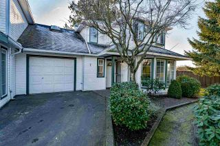 Photo 2: 7 19060 119 AVENUE in Pitt Meadows: Central Meadows Townhouse for sale : MLS®# R2533407
