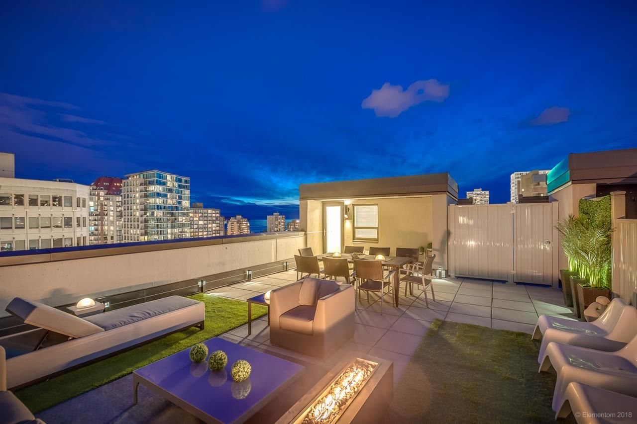 Main Photo: 805 1160 BURRARD Street in Vancouver: Downtown VW Condo for sale (Vancouver West)  : MLS®# R2409538