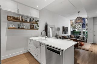 """Photo 7: 139 REGIMENT Square in Vancouver: Downtown VW Townhouse for sale in """"Spectrum 4"""" (Vancouver West)  : MLS®# R2556173"""