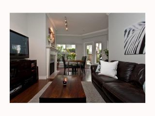 """Photo 4: 119 511 W 7TH Avenue in Vancouver: Fairview VW Condo for sale in """"BEVERLEY GARDENS"""" (Vancouver West)  : MLS®# V818310"""