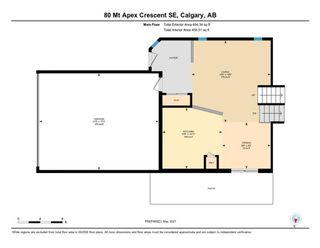Photo 31: 80 Mt Apex Crescent SE in Calgary: McKenzie Lake Detached for sale : MLS®# A1104238