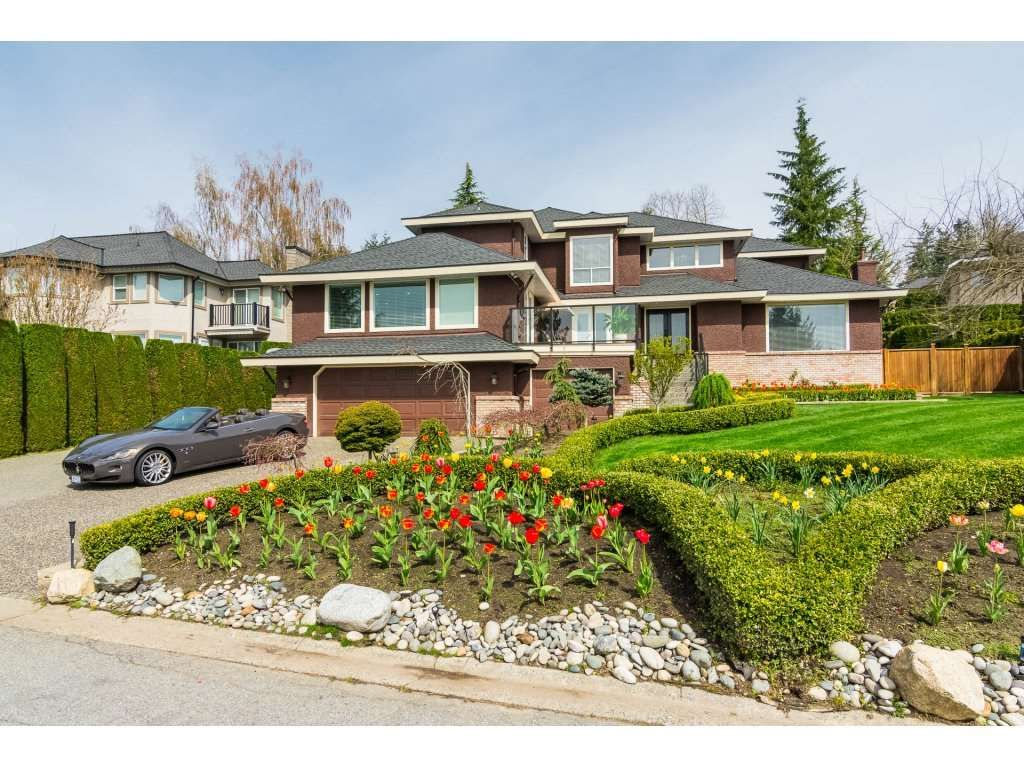 Main Photo: 16437 77TH AVENUE in Surrey: Fleetwood Tynehead House for sale : MLS®# R2259934