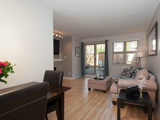 """Photo 5: 104 935 W 15TH Avenue in Vancouver: Fairview VW Condo for sale in """"THE EMPRESS"""" (Vancouver West)  : MLS®# V1059558"""