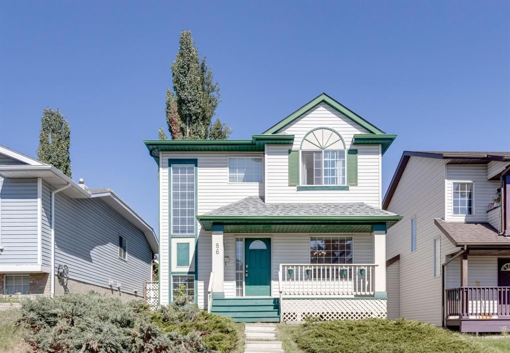 Main Photo: 86 Harvest Gold Circle NE in Calgary: Harvest Hills Detached for sale : MLS®# A1143410
