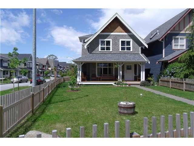 Main Photo: 1465 S DYKE Road in New Westminster: Queensborough House for sale : MLS®# V846491