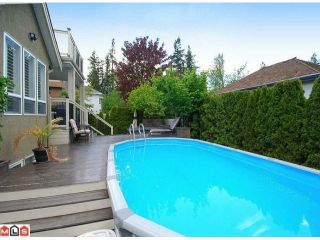 """Photo 10: 10556 SUMAC Place in Surrey: Fraser Heights House for sale in """"Glenwood Estates"""" (North Surrey)  : MLS®# F1012253"""