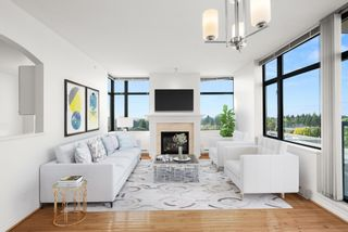 """Main Photo: 607 538 W 45TH Avenue in Vancouver: Oakridge VW Condo for sale in """"The Hemingway"""" (Vancouver West)  : MLS®# R2620120"""