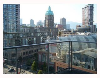 "Photo 10: 1206 58 KEEFER Place in Vancouver: Downtown VW Condo for sale in ""FIRENZE I"" (Vancouver West)  : MLS®# V793718"