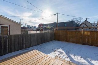 Photo 24: 516 Bannatyne Avenue in Winnipeg: Central Residential for sale (9A)  : MLS®# 202105318