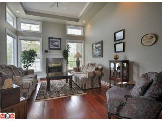 """Photo 2: 20 31450 SPUR Avenue in Abbotsford: Abbotsford West Townhouse for sale in """"LAKEPOINTE VILLAS"""" : MLS®# F1023211"""