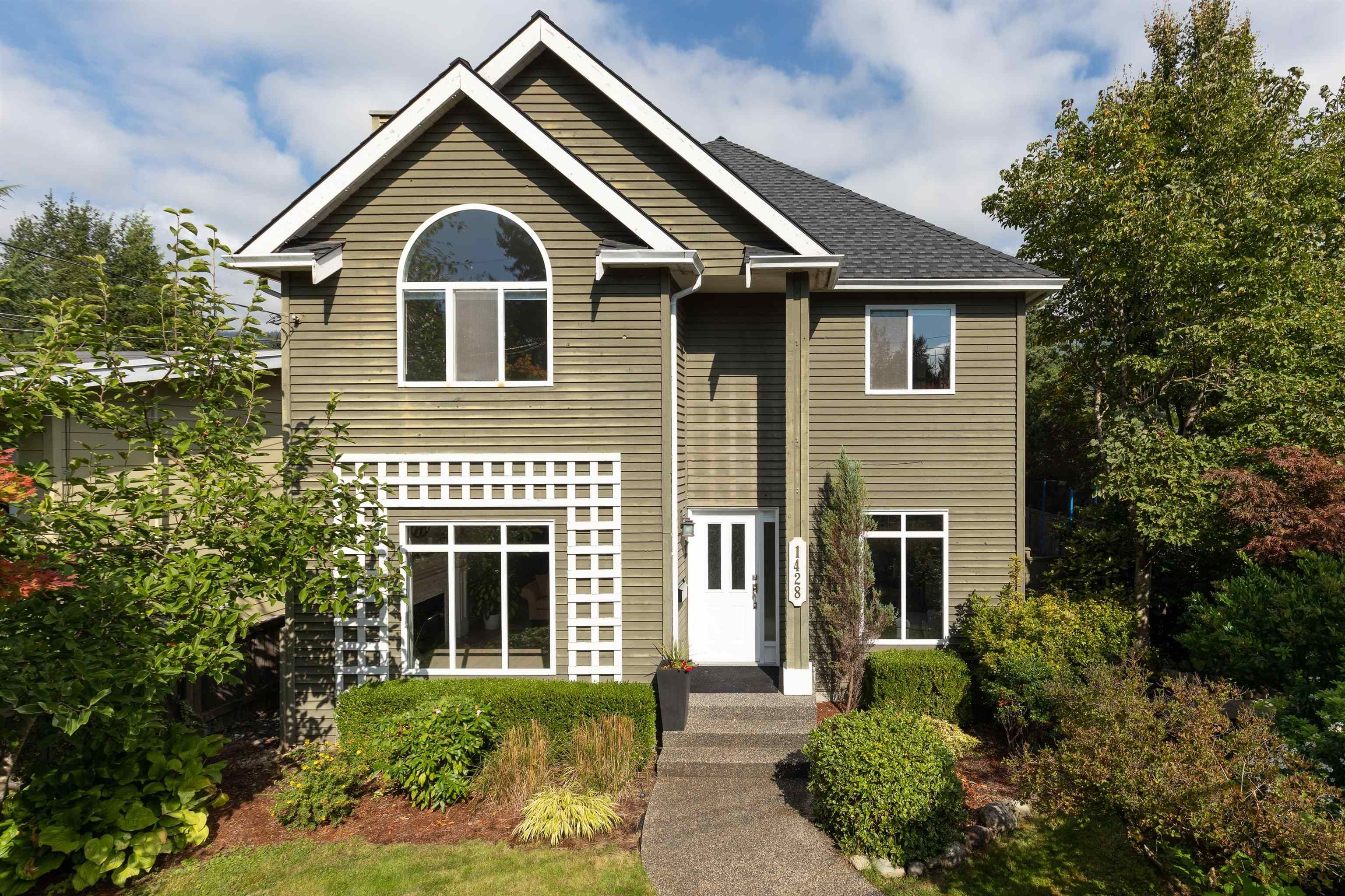Main Photo: 1428 LAING Drive in North Vancouver: Capilano NV House for sale : MLS®# R2622168