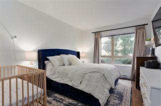 "Photo 12: 114 701 KLAHANIE Drive in Port Moody: Port Moody Centre Condo for sale in ""THE LODGE @ NAHANNI"" : MLS®# R2448870"
