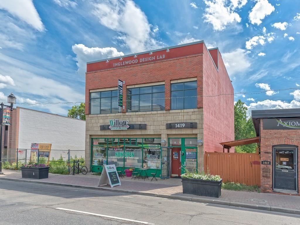 Main Photo: 300 1419 9 AV SE in Calgary: Inglewood Office for sale : MLS®# C4172005