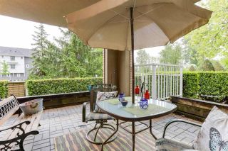 """Photo 18: 110 2558 PARKVIEW Lane in Port Coquitlam: Central Pt Coquitlam Condo for sale in """"THE CRESCENT"""" : MLS®# R2578828"""